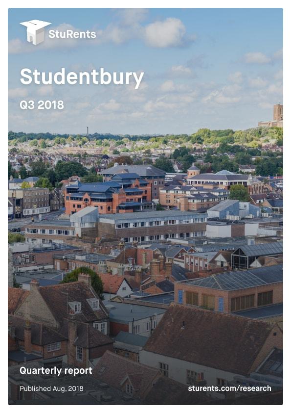 Studentbury Q3-2018
