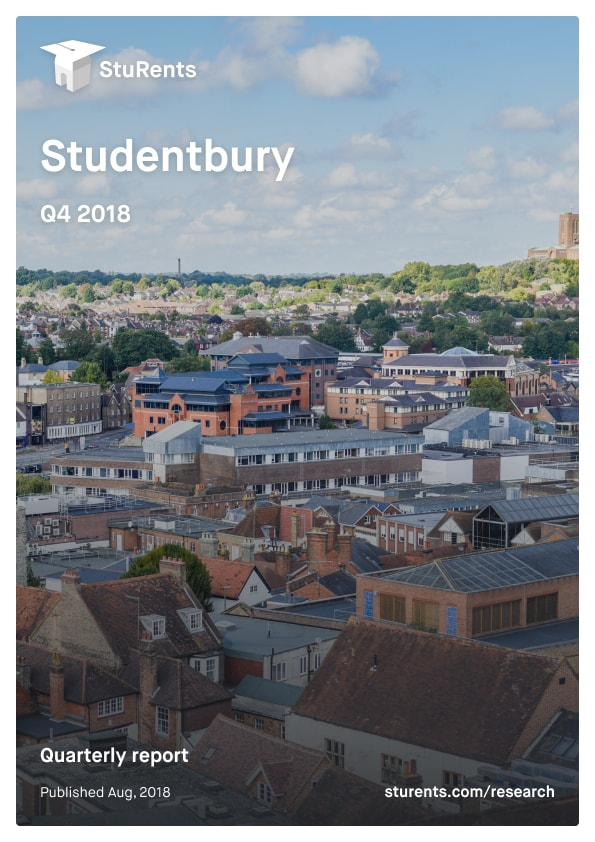 Studentbury Q4-2018